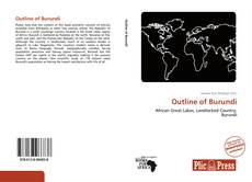 Copertina di Outline of Burundi