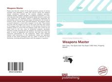 Weapons Master的封面