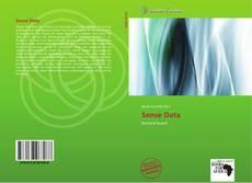 Bookcover of Sense Data
