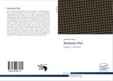Portada del libro de Antonín Puč