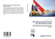 Bookcover of Bewaffneter Zwischenfall bei den Plitvicer Seen