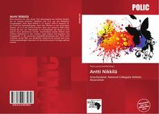 Buchcover von Antti Nikkilä