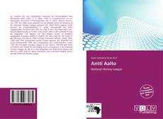 Portada del libro de Antti Aalto