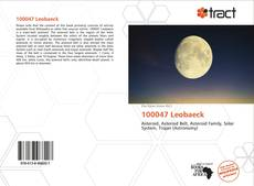 Bookcover of 100047 Leobaeck