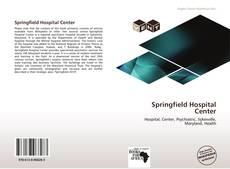 Bookcover of Springfield Hospital Center