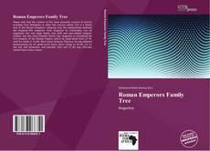 Couverture de Roman Emperors Family Tree