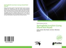 Couverture de Springfield Junction (Long Island Rail Road)
