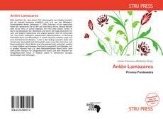 Antón Lamazares kitap kapağı