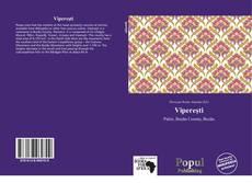 Buchcover von Vipereşti