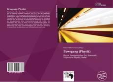 Bookcover of Bewegung (Physik)