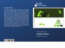 Capa do livro de Antônio Malan