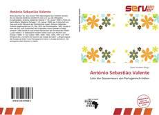 Buchcover von António Sebastião Valente