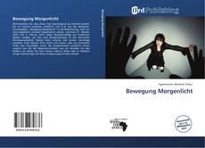 Portada del libro de Bewegung Morgenlicht