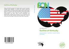 Capa do livro de Outline of Kentucky
