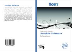 Capa do livro de Sensible Software