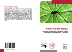 Borítókép a  Nazar Abbas Naqvi - hoz