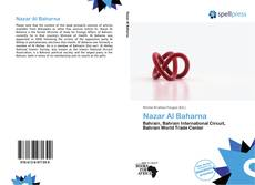 Bookcover of Nazar Al Baharna