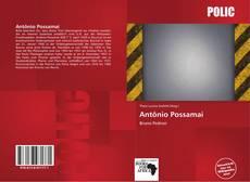 Capa do livro de Antônio Possamai