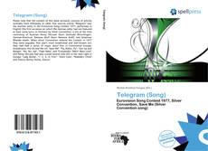 Bookcover of Telegram (Song)