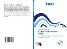 Copertina di Nazar Muhammad Faqiri