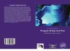 Capa do livro de Weapons Of Kuk Sool Won