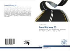 Bookcover of Iowa Highway 26