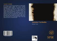 Borítókép a  Antónios Varthalítis - hoz