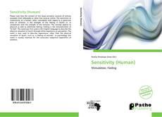 Capa do livro de Sensitivity (Human)