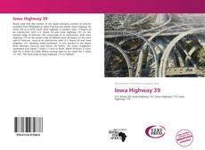 Bookcover of Iowa Highway 39