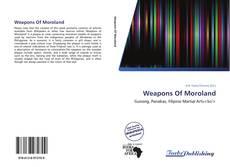 Copertina di Weapons Of Moroland