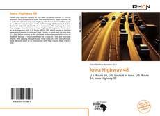 Capa do livro de Iowa Highway 48