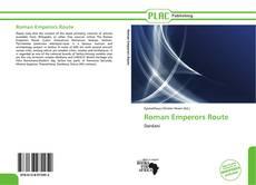Couverture de Roman Emperors Route