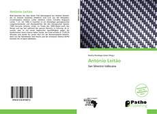 António Leitão kitap kapağı