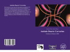 Buchcover von António Duarte Carvarino