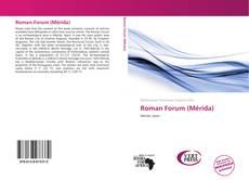 Portada del libro de Roman Forum (Mérida)