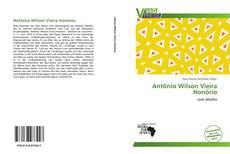 Bookcover of Antônio Wilson Vieira Honório