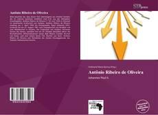 Couverture de Antônio Ribeiro de Oliveira