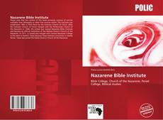 Bookcover of Nazarene Bible Institute