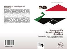 Bookcover of Bewegung für Gerechtigkeit und Gleichheit