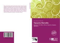 Bookcover of Vipsania Marcella