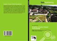 Grzybno, Greater Poland Voivodeship kitap kapağı