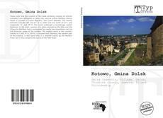 Portada del libro de Kotowo, Gmina Dolsk