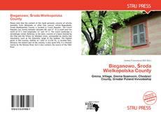 Bookcover of Bieganowo, Środa Wielkopolska County