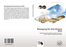 Bookcover of Bewegung für eine bessere Welt