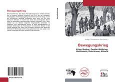 Bookcover of Bewegungskrieg