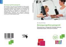 Buchcover von Bewegungstherapiegerät
