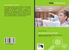 Buchcover von Bewegungswissenschaft