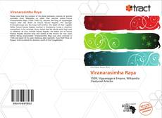 Viranarasimha Raya的封面