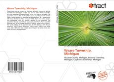 Bookcover of Weare Township, Michigan