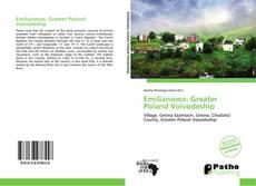 Emilianowo, Greater Poland Voivodeship kitap kapağı